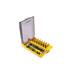 45 i 1 Precision skruetrækker sæt med Assorterede Bits & Forlænger