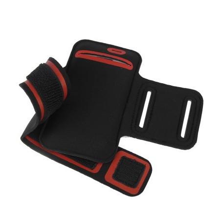 Image of   Sport Armbåndscase til Samsung Galaxy SIII / i9300 med hul til høretelefoner (Rød)