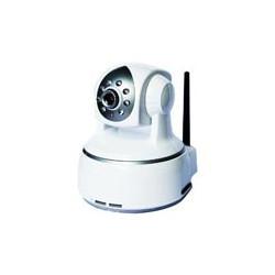 Trådløst IP-kamera, kan dreje 350 grader/60 grader