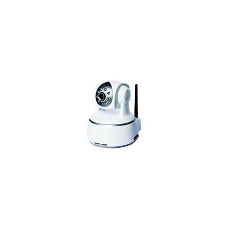 Image of   Trådløst IP-kamera, kan dreje 350 grader/60 grader