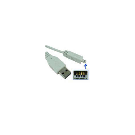Image of   Digital kamera kabel til Fuji A101/A200/A401/2200Z/2300/2400Z