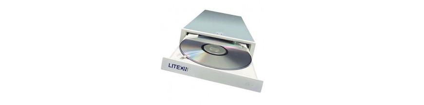 Diskdrev til notebooks, laptops og stationære - Intern og Ekstern brændere og afspillere hos Olsens IT.