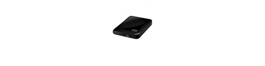 """2.5"""" eksterne harddiske for ekstra transportable data til den billigste pris hos kongen af harddiske - Olsens IT"""