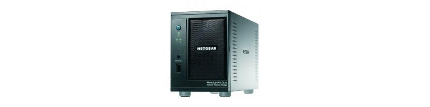 Netværksharddiske / NAS'er - let fildeling mellem PC'er på netværket fra Olsens IT