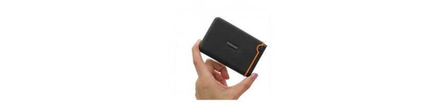 """1.8"""" mini eksterne harddiske - alternativ til USB-stick, høj kapacitet - leveret af harddisk kongen Olsens IT"""